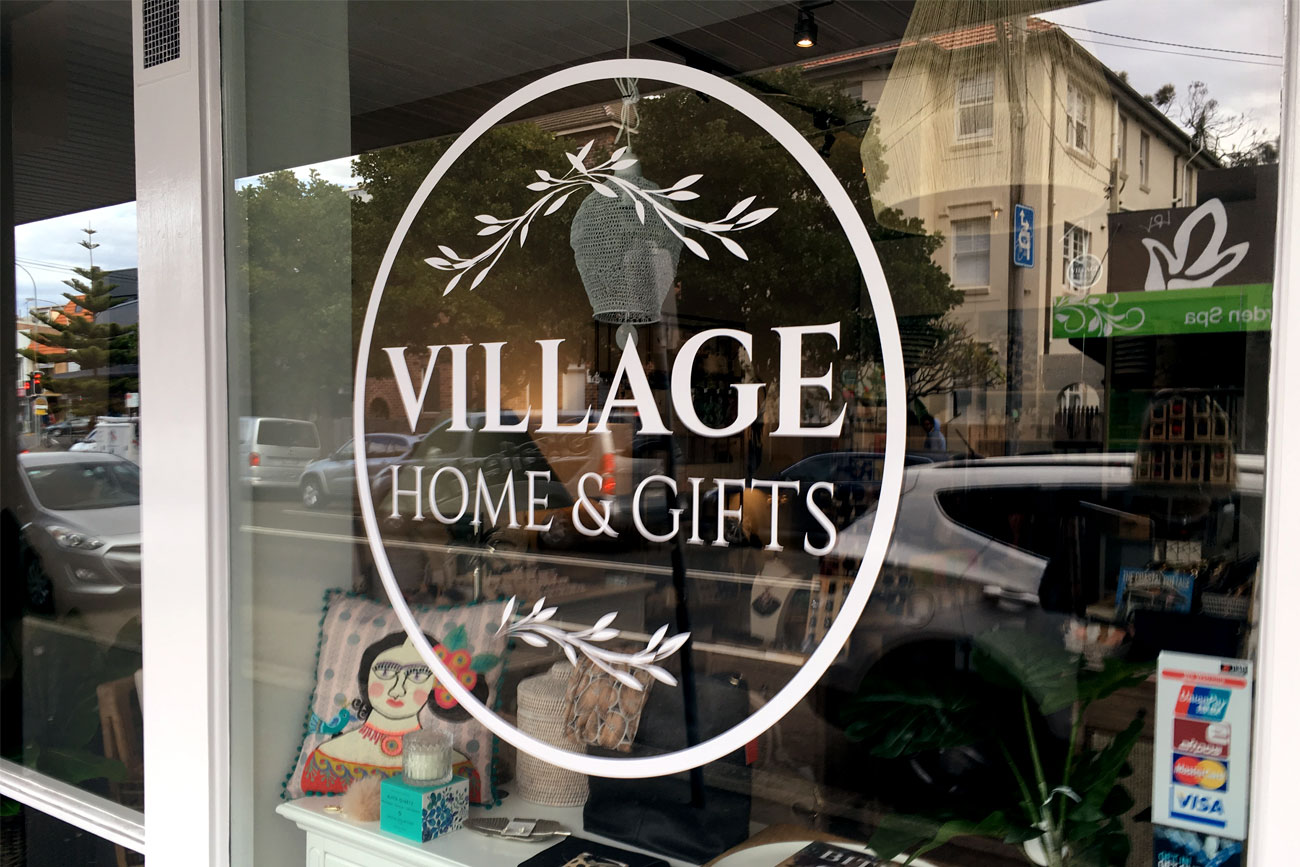 Village Home & Gifts open for business